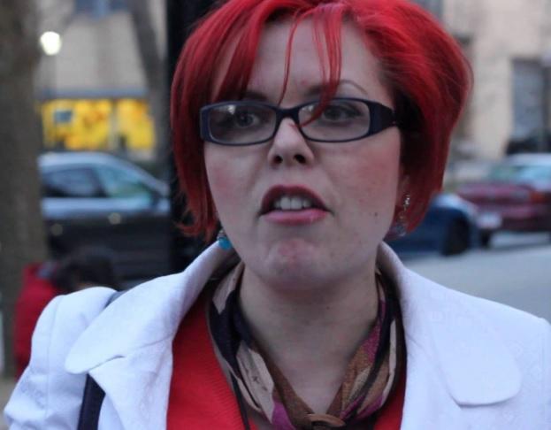 Feministka, fot: youtube