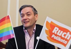 Romans z Palikotem jest już historią fot: wp.pl