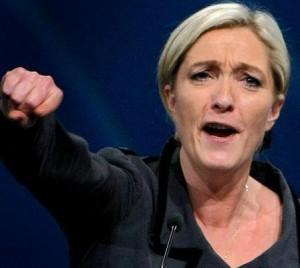 Nowa prezydent Francji, Marie Le Pen