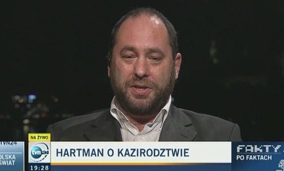 Cartman, fot: TVN24