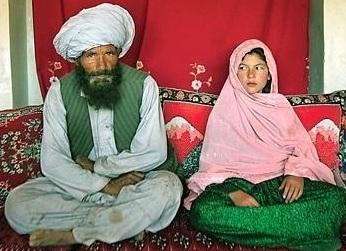 Mąż i jego 12-letnia żona