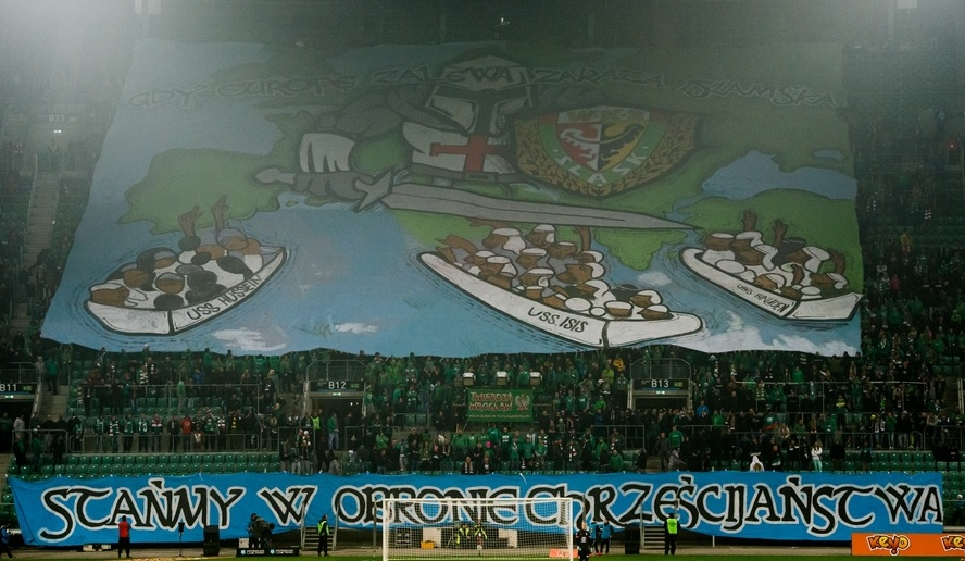 fot: Stadionowi Oprawcy / Paweł Kot