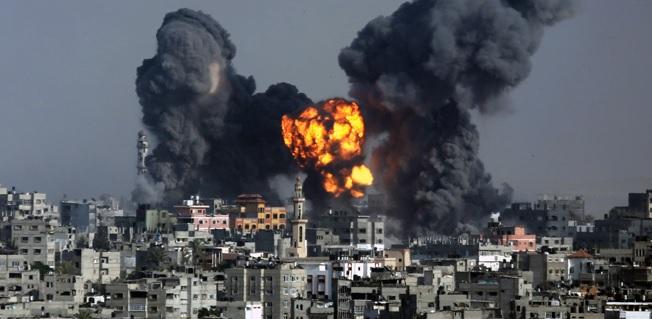 Strefa Gazy - tak wygląda tolerancja dla innych kultur w Izraelu, fot: foxnews.com