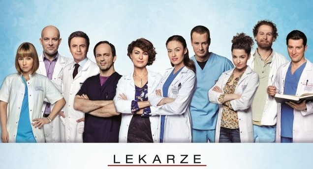 Skandal, że w tym serialu wszyscy aktorzy byli biali, fot: tvn