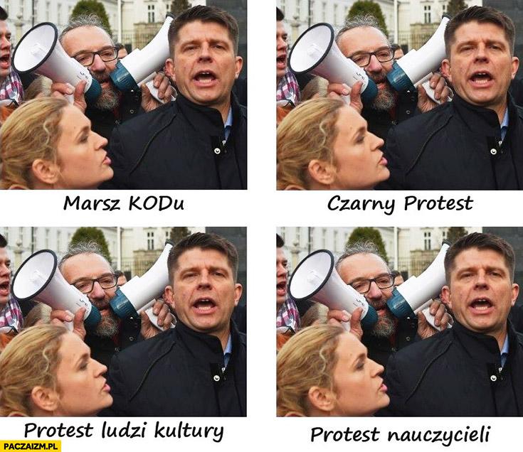 marsz-kodu-czarny-protest-protest-ludzi-kultury-protest-nauczycieli-porownanie-wszedzie-petru-nowacka-kijowski-kod