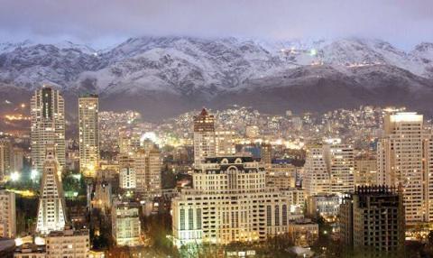 Teheran- jak widać nie jest to zapadła dziura, jak próbują wmówić to media