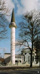 Meczet w Gdańsku, fot: wikipedia