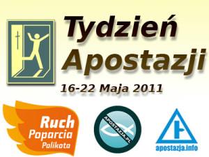 Tydzień Apostazji - banner eklamowy