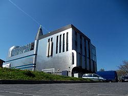 Nowy meczet w Warszawie, fot: wikipedia