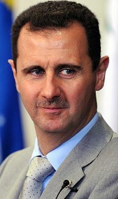 Baszszar al-Assad, fot: wikipedia