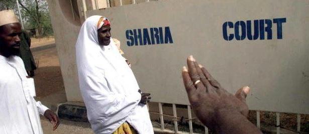 Sąd Szariatowy, fot: BBC/AFP