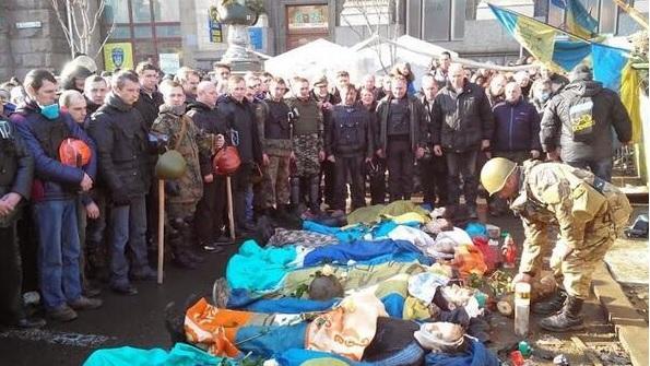 Euromajdan w Kijowie