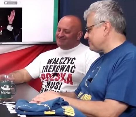 Kowalski & Chojecki, fot: youtube / Idź pod prąd