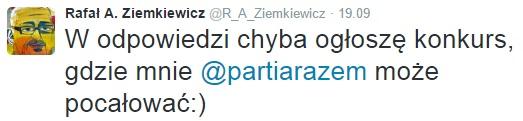 ziemkiewicz_tweet